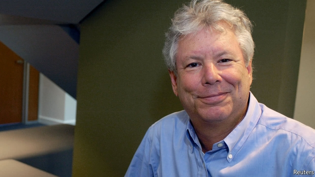 Construyendo puentes entre la economía y la psicología: el Nobel para Richard Thaler