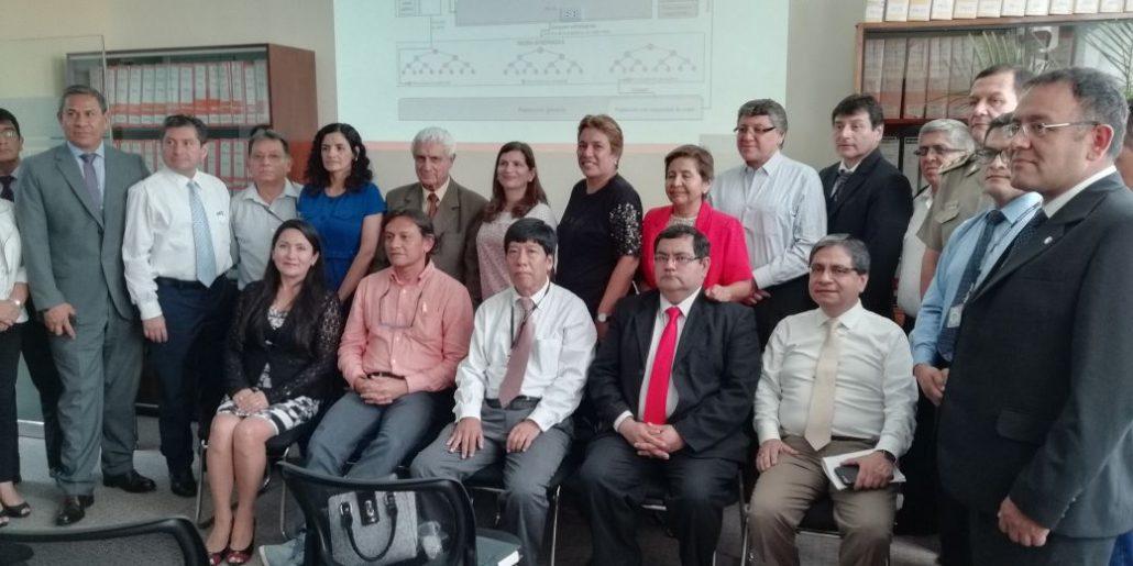 Reunión con el Consejo Nacional de Salud