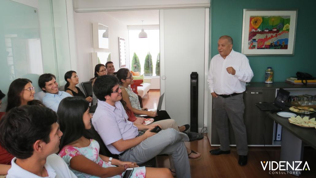 Expo Videnza: Agenda de Competitividad 2014-2018 y propuestas para el futuro