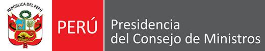 Presidencia del Consejo de Ministros (PCM)