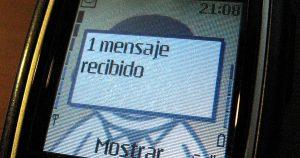 Mensajes de texto para el buen mantenimiento de colegios; por Nicolás Besich